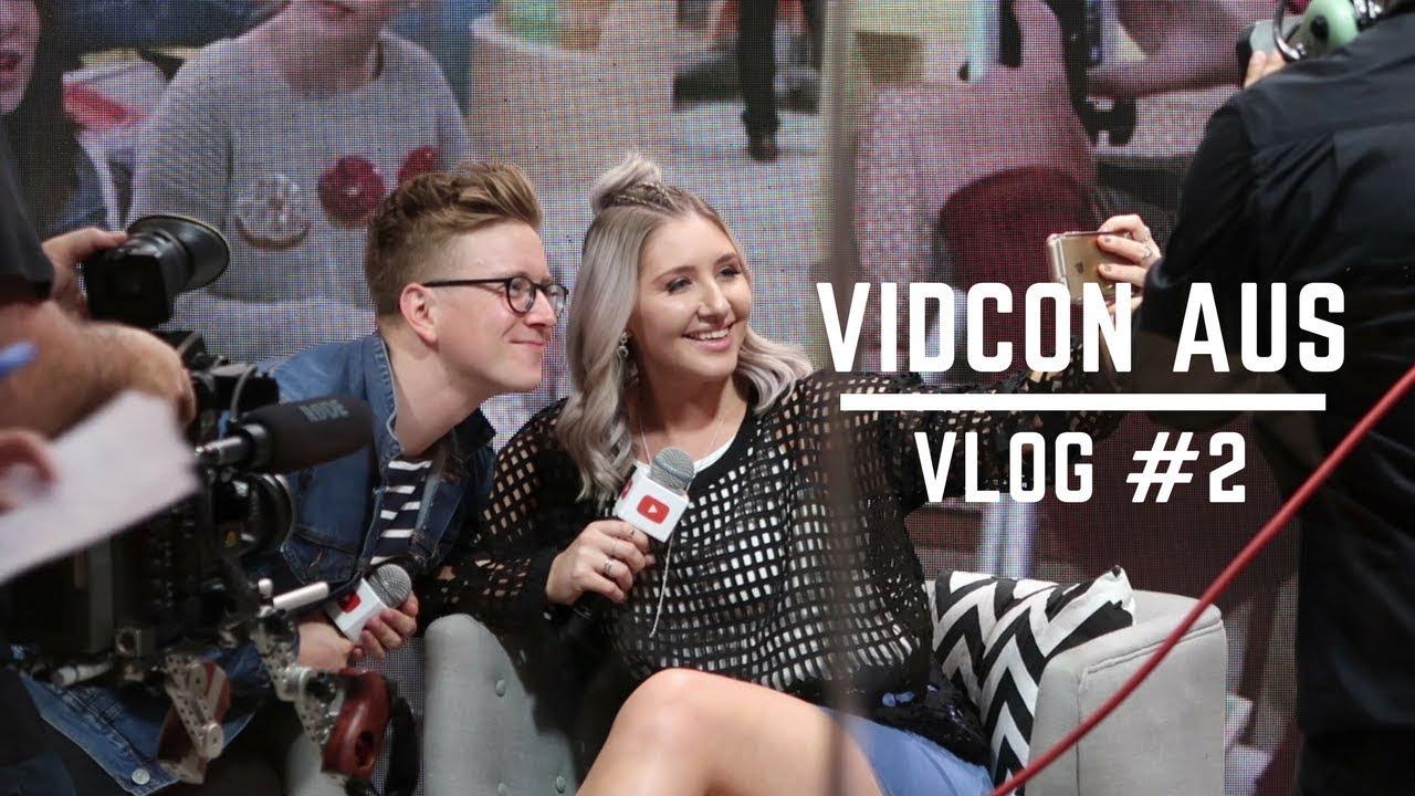 Vidcon Aus Tyler Oakley Collab Meet Greet Youtube