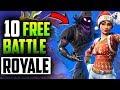 TOP 10 PC free Battle Royale Games | Games Like PUBG 2018 (June) !!