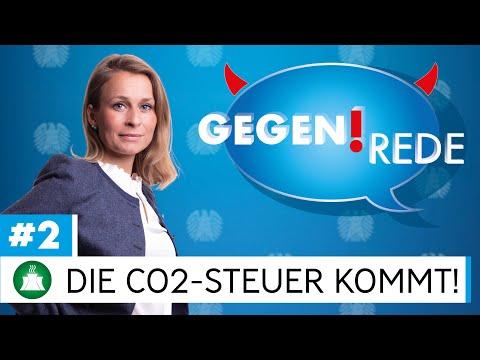 Gegenrede #2: Die CO2-Steuer kommt!   Die alternative Talkshow aus dem Bundestag   Kraftwerke
