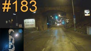 Sascha auf LKW-Tour #183 (Vom Überbrücken und Holzweg)