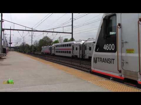 Hamilton NJ Transit Rail Station