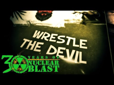 Edguy - Wrestle the Devil (LYRIC VIDEO)