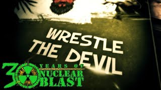 EDGUY - Wrestle the Devil  (OFFICIAL LYRIC VIDEO)