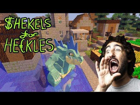 Shekels for Heckles: Minecraft Pixelmon