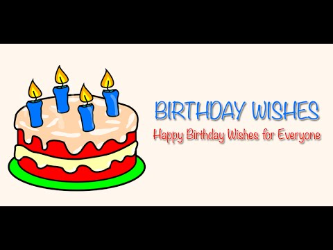 Happy Birthday Wishes Apps On Google Play
