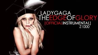 Repeat youtube video Lady GaGa - The Edge Of Glory (Instrumental)