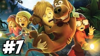 Scooby-Doo! and the Spooky Swamp Walkthrough | Swamp | Part 7 (PS2/Wii)