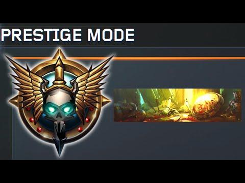 Black Ops 3: 1st Prestige (WHAT HAPPENS?)