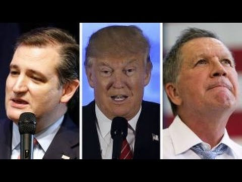 Political Insiders Part 1: Trump, Cruz, Kasich go to Indiana