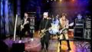 Hot Love - Cheap Trick Live on Late Night TV