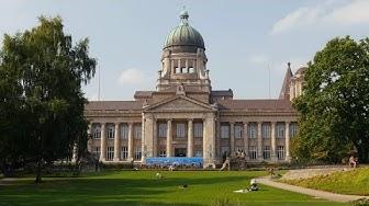Hamburg: Hanseatisches Oberlandesgericht, Sievekingplatz - 4K Video Picture