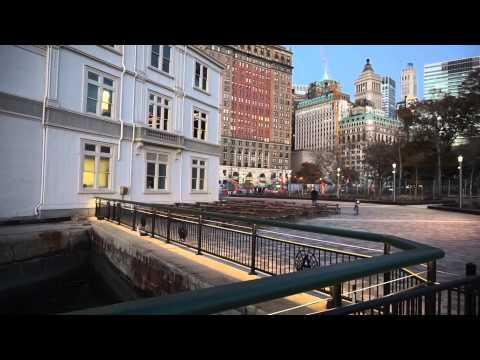 Pier A plaza battery park city New York