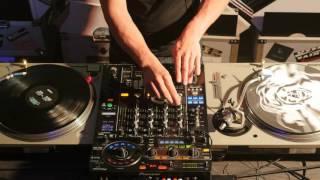 [4K] Techno, Tech- House, Chicago House, Detroit Techno Mixset 11/2016 - Nico Silva Oliveira
