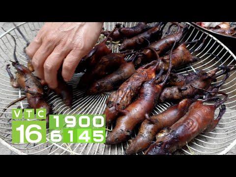 Giá thịt chuột đồng tăng mạnh 80.000 đồng/kg   VTC16
