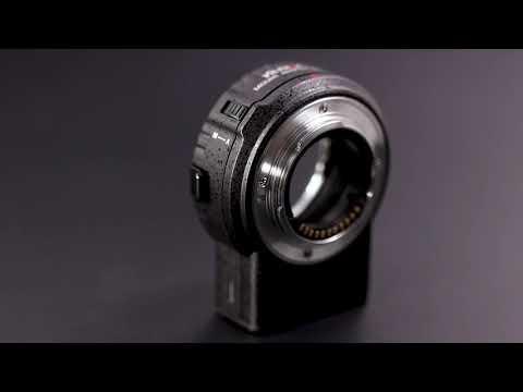 Viltrox - Nikon F Lens to M43 Series Camera