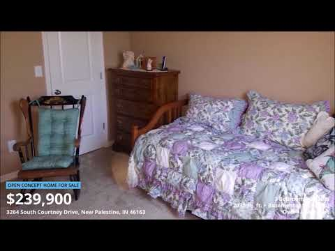 3264 South Courtney Drive, New Palestine, IN 46163