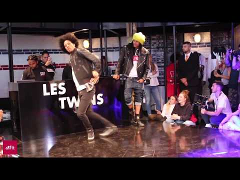 LES TWINS freestyle Performance live @ Berlin Bread & Butter 2017 Music Dance Battle.