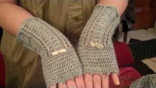 Izabela Motyl, ISAMO Crochet Interview [Merino Wool Designer Mittens]