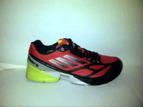 online store b6723 2d5df Sepatu Adidas Adizero Feather 2