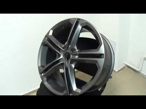 Диски R20 REPLAY VV46 на VW Touareg, Q7, Cayenne
