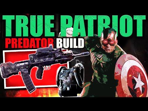 MONSTER TRUE PATRIOT ARMOR REGEN AR BUILD | The Division 2 Ridgeway&39;s + Wicked+Sadist PVP/PVE Combo