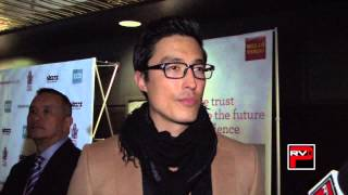 Daniel Henney talks about his new film Shanghai Calling