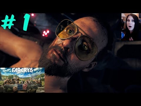 Far Cry 5 - In The Name of the Father -Part 1 - Walkthrough | Gameplay