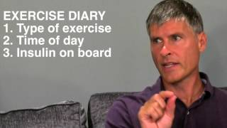 type 1 diabetes exercise basics with mike riddell ph d author of getting pumped
