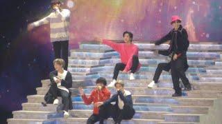 191204 BTS 방탄소년단 Boy With Luv + 소우주 Mikrokosmos V 뷔 Focus(4K)@ MAMA IN JAPAN