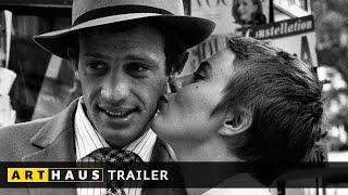 AUSSER ATEM | Trailer | Deutsch | Jean-Luc Godard