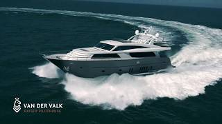 "Van der Valk 26m Raised Pilothouse - ""MY Nicostasia"""