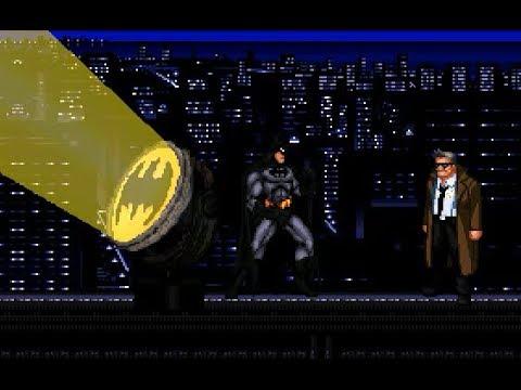 Justice League - Batman - Stage 1