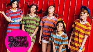 Dumb Dumb- Red Velvet Empty Arena