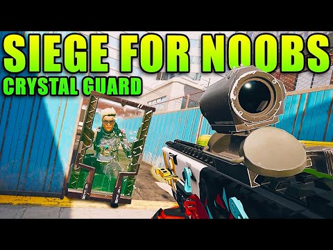 A Noob's Guide to Rainbow Six Siege: Crystal Guard