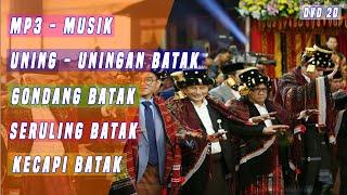 DVD 20 | UNING - UNINGAN BATAK TOBA, GONDANG BATAK, SERULING BATAK TERBARU 2021