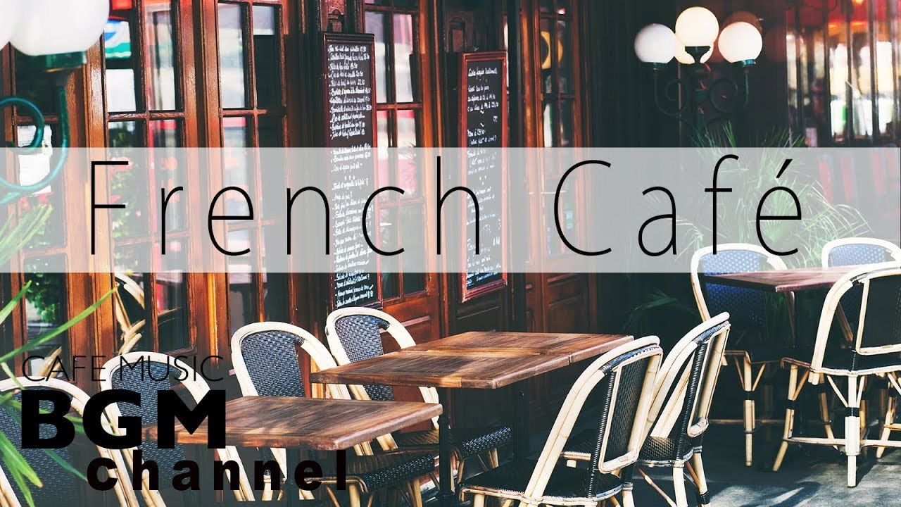 French Cafe Music — Romantic Accordion Music — Jazz & Bossa Nova Instrumental