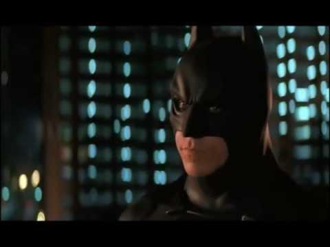 Batman Begins - Escena final.