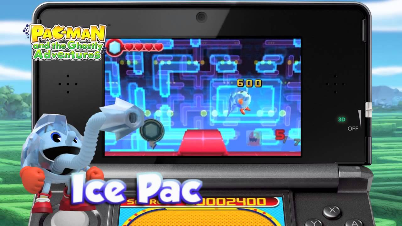 pacman 3ds