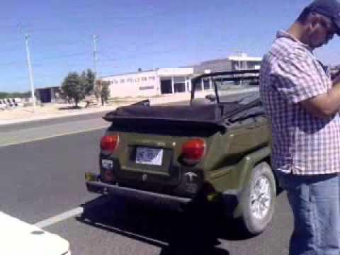 VW SAFARI QUERETARO