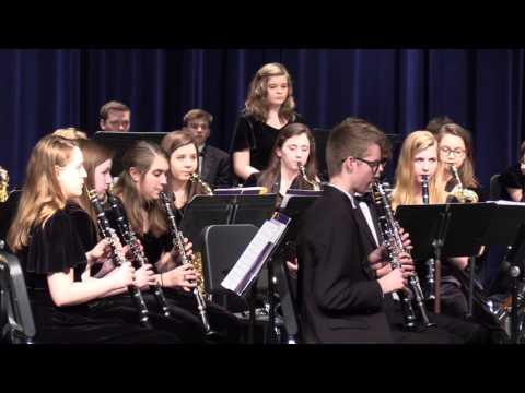 Lindbergh High School-Symphonic Band-Night of Bands 2017