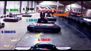 Karting - Teamsport North London (Edmonton) FINAL RACE