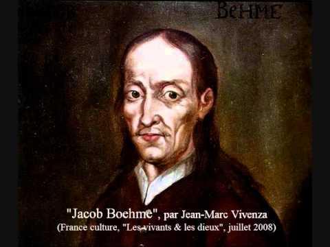 Jacob Boehme, par J.-M. Vivenza (France culture, juillet 2008)