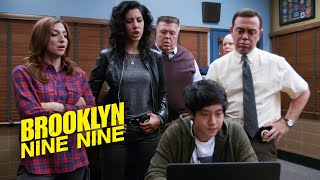Guessing Terry's Password | Brooklyn Nine-Nine