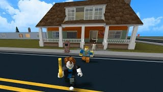 HELLO NEIGHBOR GRANNY ROBLOX GAMEPLAY