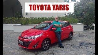 видео Toyota Yaris