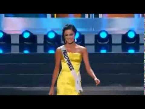 Maria Celeste y  sus opiniones sobre algunas chicas de Miss Universo.