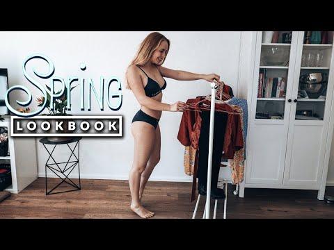 SPRING OUTFITS LOOKBOOK I Carina Spoon