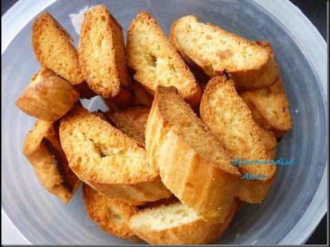 Le Croquet Biscuit Algerien