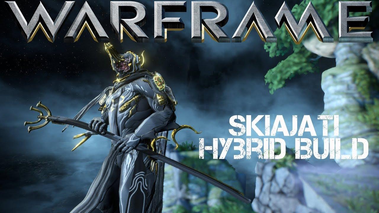 Warframe : Skiajati - Crit/Status Hybrid Build - Update 23 0 2+