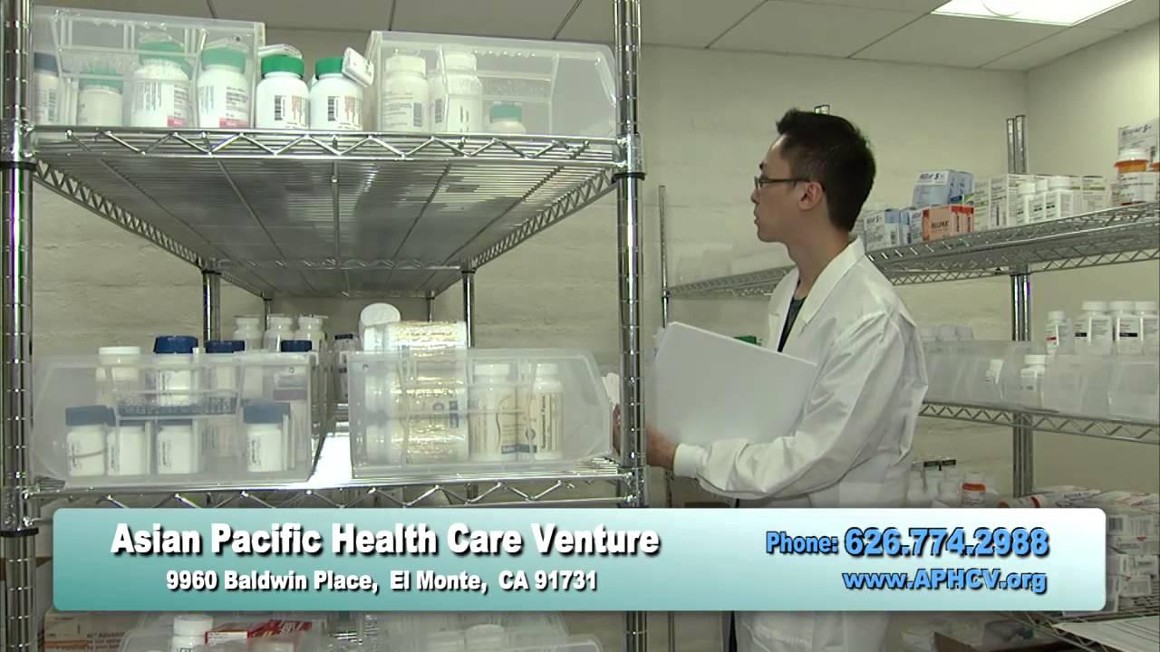 Asian pacific health ventures — 10